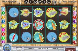 Zagraj na darmowej maszynie online Atomic Age