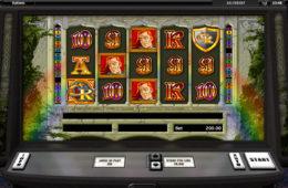 Maszyna do gier niewymagająca ściągania Chasing Rainbows