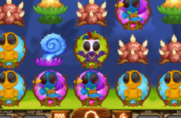 Zakręć bębnami darmowej gry Chibeasties