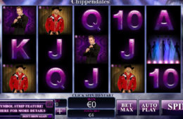 Obrazek z automatu do gier Chippendales