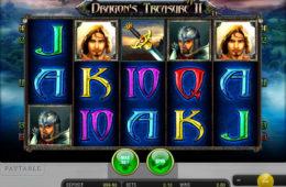 Automat Dragon's Treasure II bez depozytu
