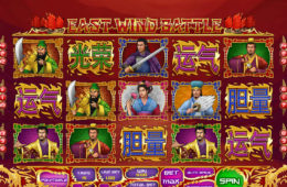 Darmowa gra hazardowa online East Wind Battle