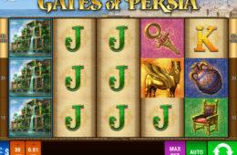 Obrazki z maszyny do gier Gates of Persia