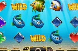 Automat niewymagający rejestracji Golden Fish Tank online