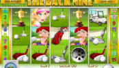 Hole in Won: The Back Nine online slot