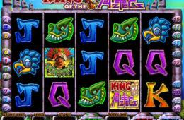 Darmowa maszyna do gier hazardowych online King of the Aztecs