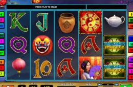 Zagraj na darmowym automacie do gier online Mandarin Fortune