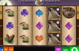 Night Wolves maszyna do gier kasynowych