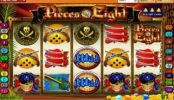 Obrazek z automatu do gier Pieces of Eight online