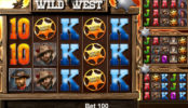 Wild West automat do gier od Mazooma