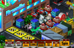 Zagraj na automacie Arcadia i3D
