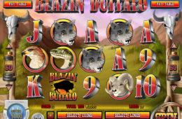 Automat Blazin' Buffalo dla zabawy