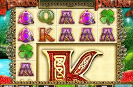 Obrazek z darmowego automatu do gier Faeries Fortune