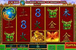 Obrazek z darmowego automatu do gier Fei Long Zai Tian