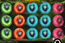 Maszyna do gier 7 Monkeys bez rejestracji