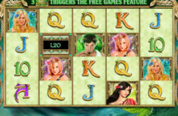 Darmowa maszyna do gier online Ancient Arcadia