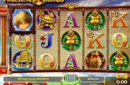 Maszyna online do gier Ancient Gong