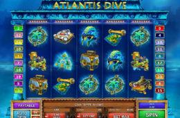 Gra hazardowa Atlantis Dive online