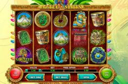 Zagraj na darmowej maszynie online Aztec Slots