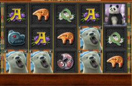 Niewymagająca ściągania gra Bear Mountain online
