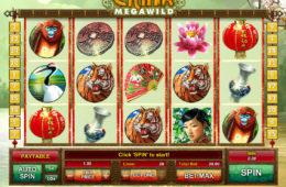 Zagraj na darmowej maszynie China MegaWild dla zabawy