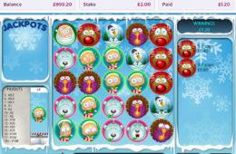 Zagraj na darmowej maszynie do gier Christmas Reactors od Cozy Games