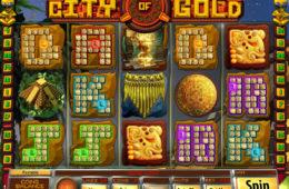 Zagraj na darmowej maszynie do gier City of Gold