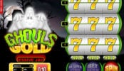 Kręć bębnami automatu Ghouls Gold