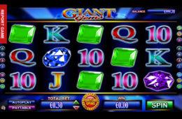 Zagraj na maszynie do gier hazardowych Giant Gems online