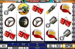 Gra hazardowa Highway Kings Pro od Playtech
