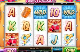 Zakręć darmową maszyną Jeal Wealth