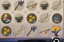 Obrazek z gry hazardowej online Lady of the Moon