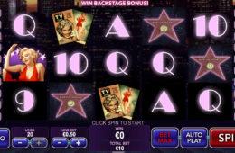 Gra hazardowa bez ściągania Marilyn Monroe