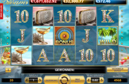 Automat online Mega Fortune Dreams od NetEnt