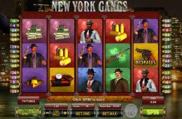 Darmowy automat do gier New York Gangs