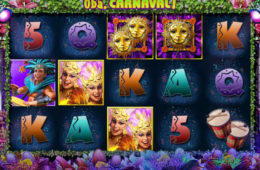 Darmowa maszyna do gier Oba, Carnaval!