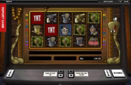 Darmowa maszyna online Randall's Riches bez depozytu