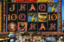Gra hazardowa online Redbeard and Co. (dla frajdy)