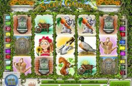 Zakręć bębnami darmowej gry hazardowej Secret Garden