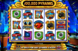 Darmowa maszyna The 100,000 Pyramid