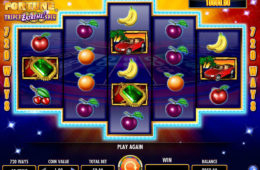 Automat online Wheel of Fortune: Triple Extreme Spin