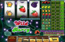 Zagraj na darmowej maszynie do gier Wild Berry 3-reel