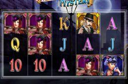 Obrazek z automatu do gier A Night of Mystery