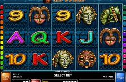 African Magic maszyna do gier dla zabawy