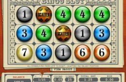 Darmowy automat online Bingo Slot