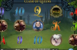 Gra bez depozytu Clash of Queens