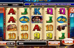 Gra hazardowa bez depozytu Five Pirates
