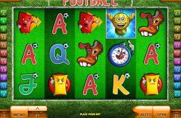 Obrazek z maszyny do gier Football