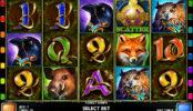 Obrazek z gry hazardowej Forest Nymph