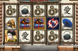 Gra hazardowa bez depozytu Geisha online